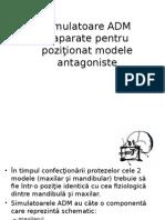 Curs 5- Simulatoare ADM Şi Instrumente Şi a Parate Pentru Modelat Ceara.ppt (1)