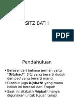 SITZ BATH 2