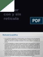 Disec3b1ar Con y Sin Retc3adcula