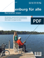Broschuere Brandenburg für Alle