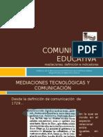 COMUNICACIÓN+EDUCATIVA