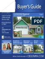 Coldwell Banker Olympia Real Estate Buyers Guide June 13th 2015