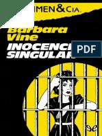 Vine, Barbara - Inocencia Singular