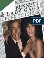 Digital Booklet - Cheek to Cheek