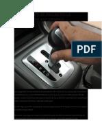 Diagnóstico de Fallas en La Transmisión Automática