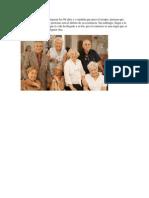 Cuando Las Personas Sobrepasan Los 60 Años y a Medida Que Pasa El Tiempo