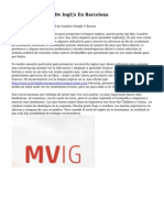 Article   Academias De Ingl?s En Barcelona