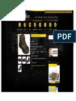 Caractericticas de Zapatos de Seguridad