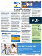 Pharmacy Daily for Thu 11 Jun 2015 - Guild annual fee discount, PBS legislation in progress, Deprescribing views, Travel Specials and much more