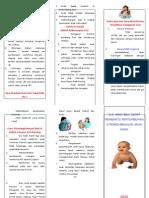 Leaflet Gizi Bayi Dan Balita