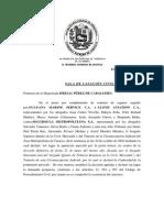 Jurisprudencia TSJ_Exp. N° 2002-000986_Objeto de La Prueba