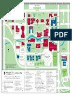 Willamette University Map