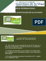 Export Alcachofas