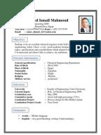Chemical engineering phd resume