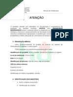 Manual de Coleta de Exames Microbiológicos