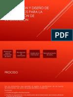 Selección y diseño de instrumentos para la recopilación de información