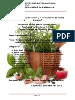 Proyecto Farmacoquimica II