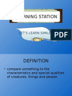 Learning Station English