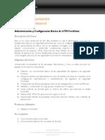 Brochure - Curso Capacitacion Fortigate