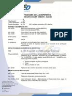 Programa de Carrera Cir. Oscar Crespo 2015(1)