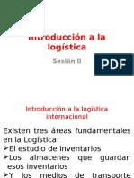 Introducción a La Logística  II