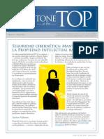 TaT 66 February 2014 - IIA - Seguridad Cibernetica