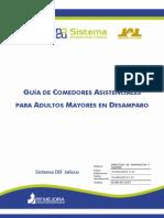 Guia Manual Comedores Asistenciales Para Adultos Mayores