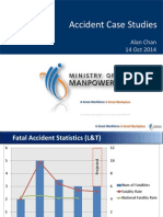 Accident Case Studies