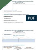 Matriz Formul. Objetivos Proy. Prq054