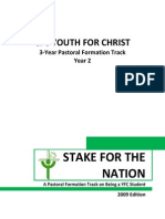 Yr 2 Yfc Stake for the Nation (2009 Edition)