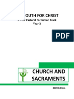 Yr 3 Yfc Church and Sacraments (2009 Edition)