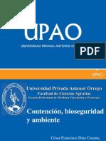 03 Contencion, Bioseguridad y Ambiente