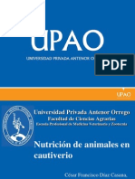 07 Nutricion en Animales en Cautiverio