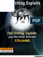 P-erl-Writing-E-xploits استثمار ثغرات البيرل
