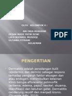 PPT DERMATITIS