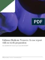 Relato de caso sem preparo - dissilicato de lítio.pdf
