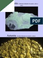 Minerales-radiactivos
