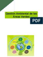 Gestion Ambiental de Areas Verdes