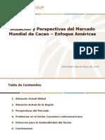 Perspectivas Del Mercado Cacao_Roberto Granja