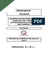 Qw Lima 2014