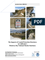 The Impacts of Coastal Protection Structures