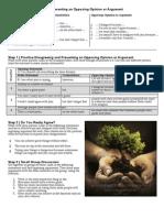 w13l1 achievement goals & dreams worksheet