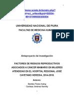 Proyecto Final-factores de Riesgo CA Mama