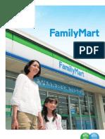 FamilyMart Annual Report 2013