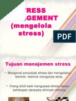 Stress Management Power Point
