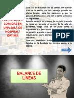 Sesion v-balance de Lineas