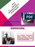 Principio de Exposicion Mariela Falcon