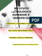 Circuitos y Maquinas Electricas Maldonado