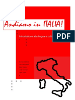 Andiamo in Italia - Introduzione Alla Lingua e Cultura Italiana