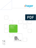 Hager KNX Catalogue OVS14 eBook PDF 285